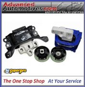SuperPro Duro Polyelast Engine Mount Kit A3 Mk3 8V Quattro 08/2012-onwards TRC2001